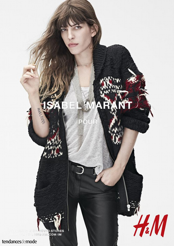 Campagne Isabel Marant x H&M - Photo 4