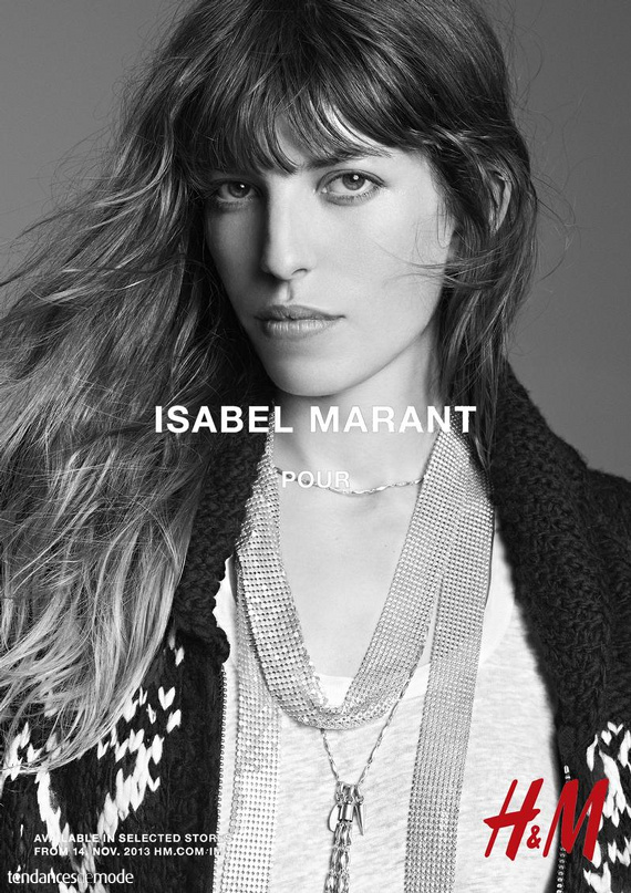 Campagne Isabel Marant x H&M - Photo 5