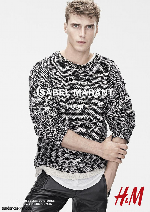 Campagne Isabel Marant x H&M - Photo 6