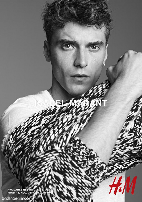 Campagne Isabel Marant x H&M - Photo 7