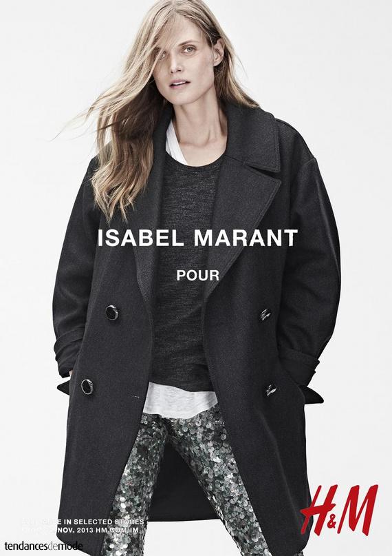 Campagne Isabel Marant x H&M - Photo 8