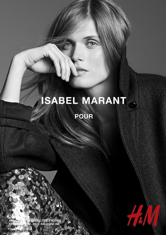 Campagne Isabel Marant x H&M - Photo 9