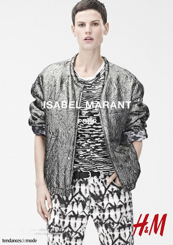 Campagne Isabel Marant x H&M - Photo 10