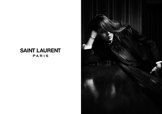 Campagne Saint Laurent - Printemps/été 2014 - Photo 3