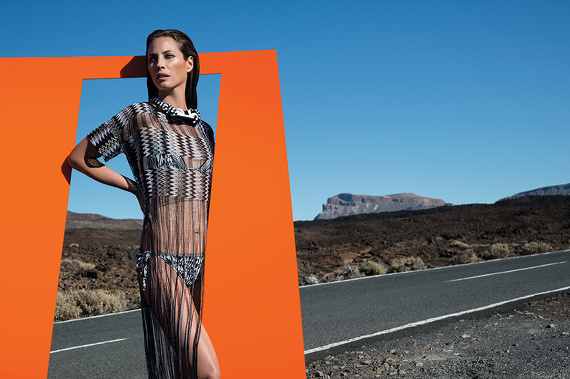 Campagne Missoni - Printemps/été 2014 - Photo 4