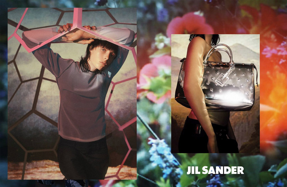 Campagne Jil Sander - Printemps/été 2014 - Photo 1