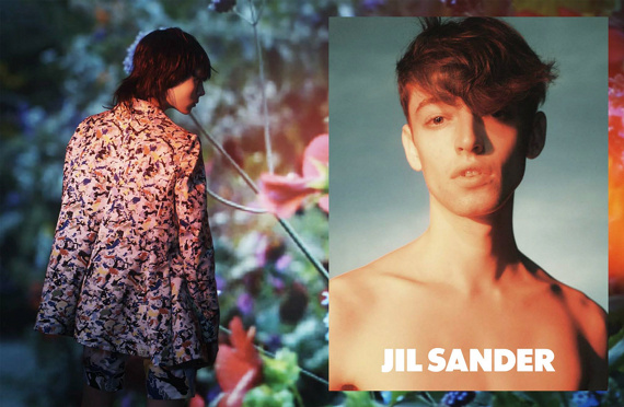 Campagne Jil Sander - Printemps/été 2014 - Photo 6