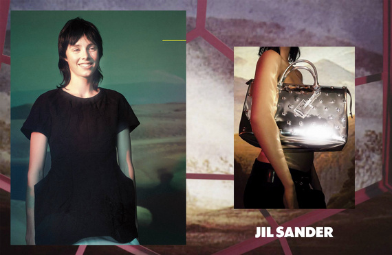 Campagne Jil Sander - Printemps/été 2014 - Photo 7