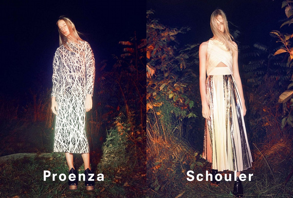 Campagne Proenza Schouler - Printemps/été 2014 - Photo 7
