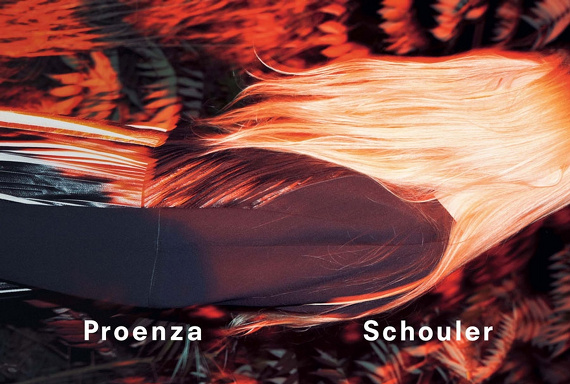 Campagne Proenza Schouler - Printemps/été 2014 - Photo 9