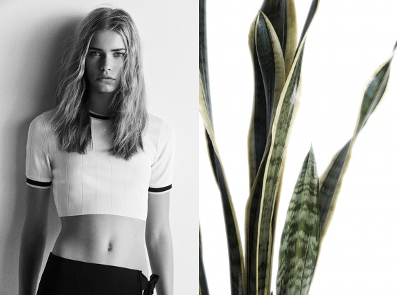 Campagne Zara - Printemps/été 2014 - Photo 1