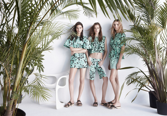 Campagne Zara - Printemps/été 2014 - Photo 4