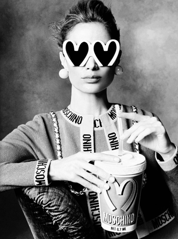 Campagne Moschino - Automne/hiver 2014-2015 - Photo 4