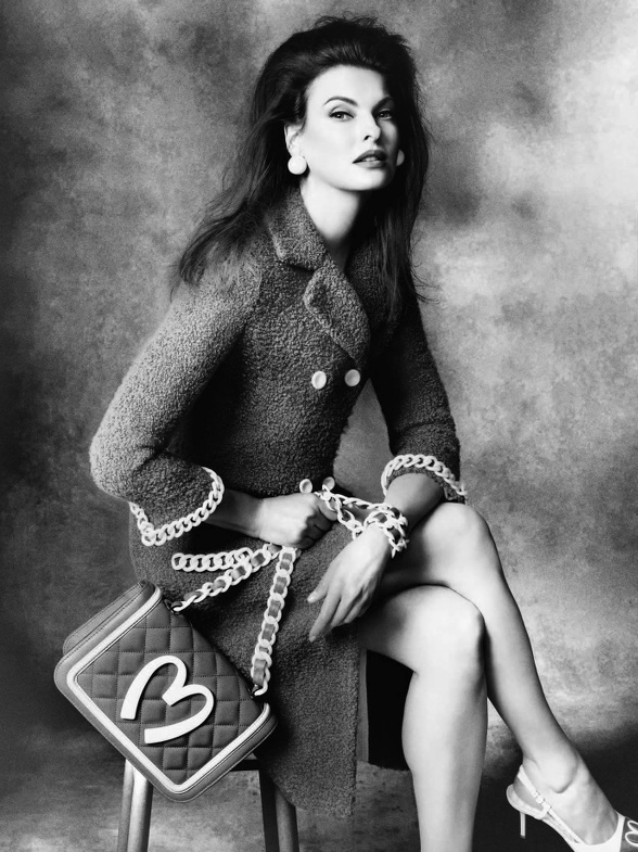 Campagne Moschino - Automne/hiver 2014-2015 - Photo 5
