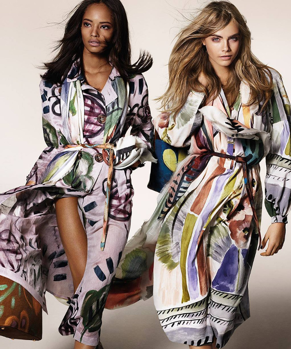 Campagne Burberry - Automne/hiver 2014-2015 - Photo 6