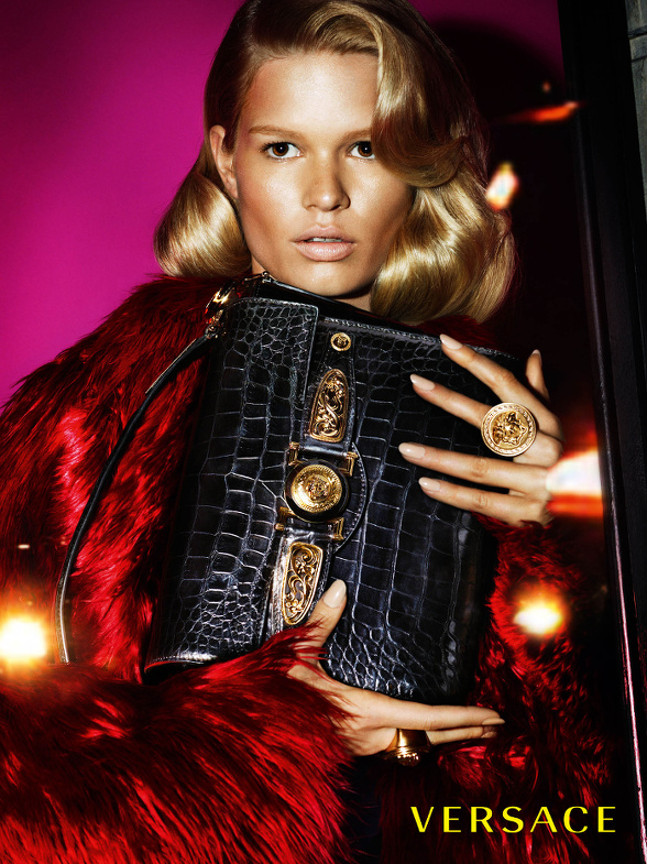 Campagne Versace - Automne/hiver 2014-2015 - Photo 1