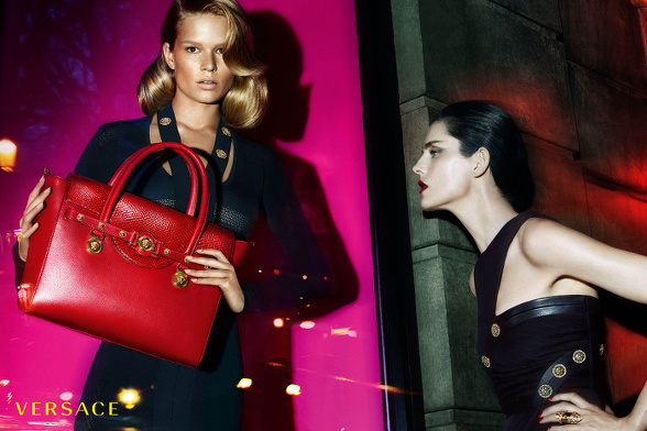 Campagne Versace - Automne/hiver 2014-2015 - Photo 2