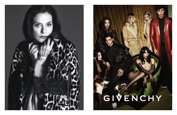 Campagne Givenchy - Automne/hiver 2014-2015 - Photo 3
