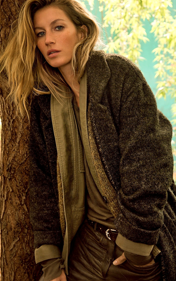 Campagne Isabel Marant - Automne/hiver 2014-2015 - Photo 3