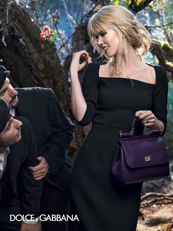 Campagne Dolce & Gabbana - Automne/hiver 2014-2015 - Photo 10