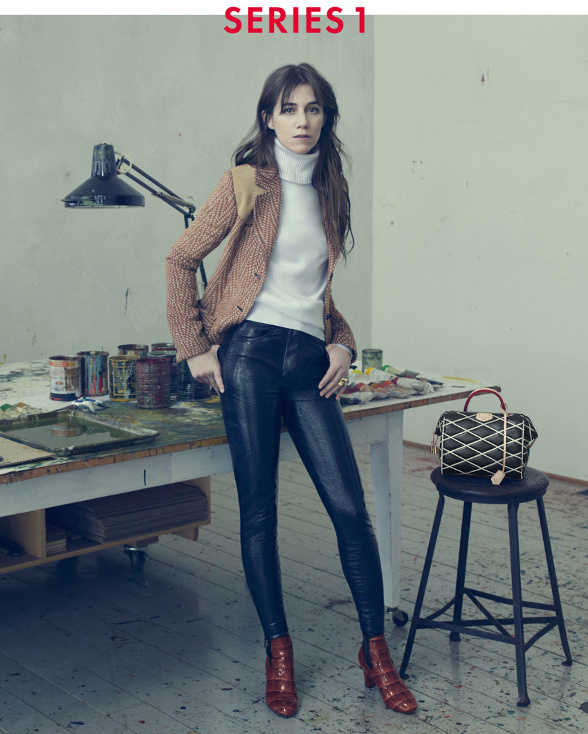 Campagne Louis Vuitton - Automne/hiver 2014-2015 - Photo 1