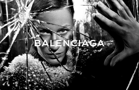 Campagne Balenciaga - Automne/hiver 2014-2015 - Photo 1