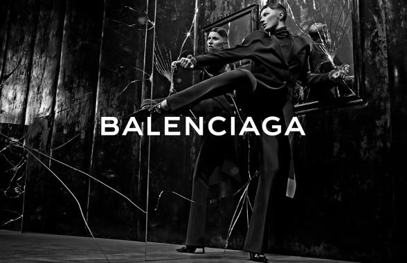 Campagne Balenciaga - Automne/hiver 2014-2015 - Photo 3