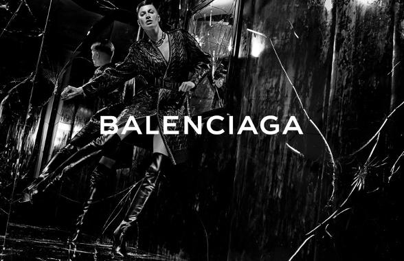 Campagne Balenciaga - Automne/hiver 2014-2015 - Photo 4