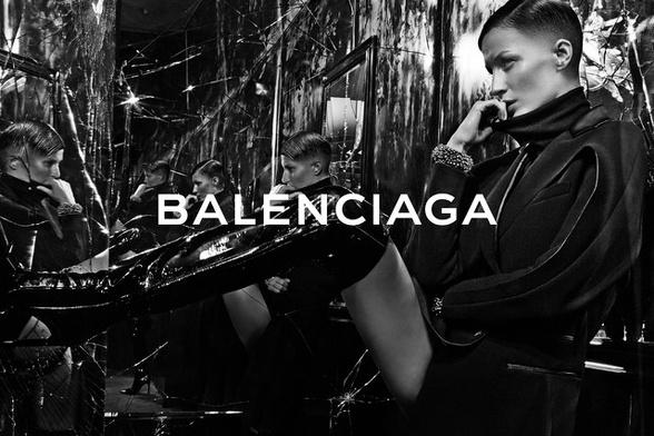 Campagne Balenciaga - Automne/hiver 2014-2015 - Photo 5