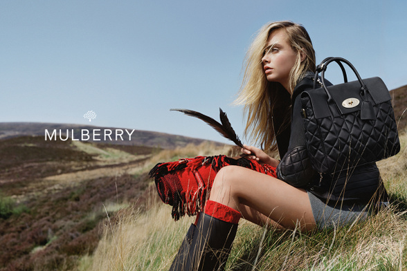 Campagne Mulberry - Automne/hiver 2014-2015 - Photo 2