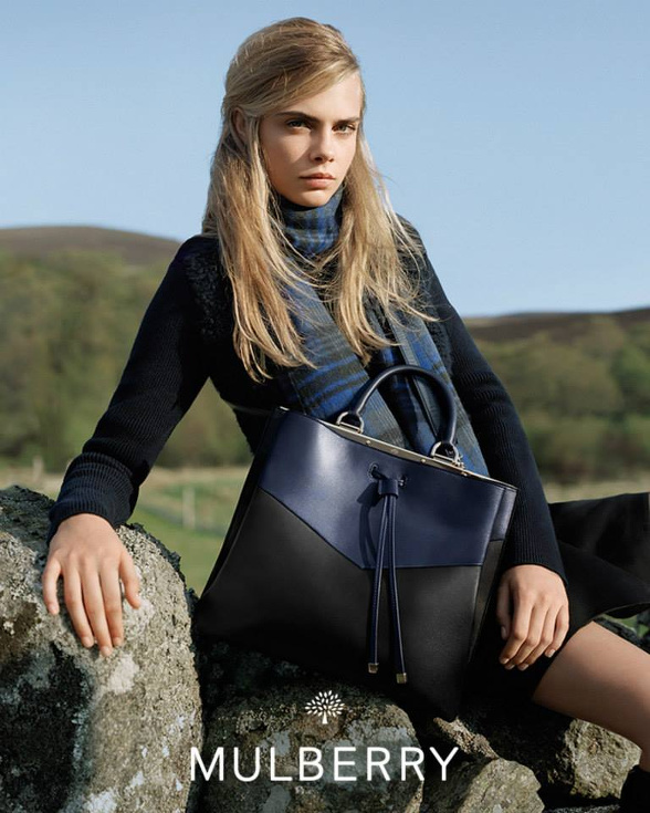 Campagne Mulberry - Automne/hiver 2014-2015 - Photo 3