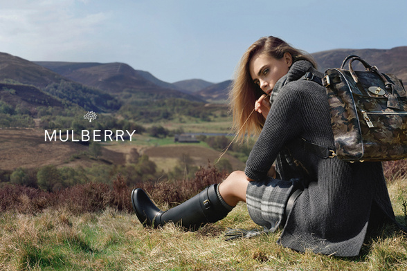 Campagne Mulberry - Automne/hiver 2014-2015 - Photo 4