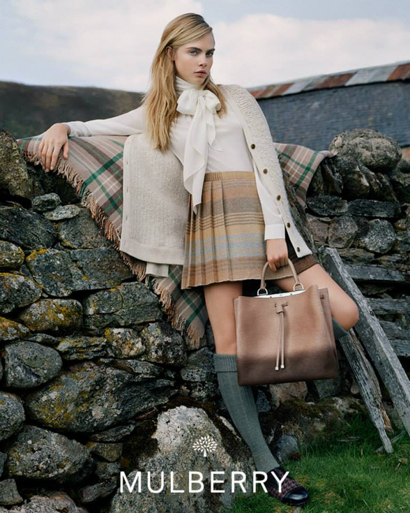 Campagne Mulberry - Automne/hiver 2014-2015 - Photo 5