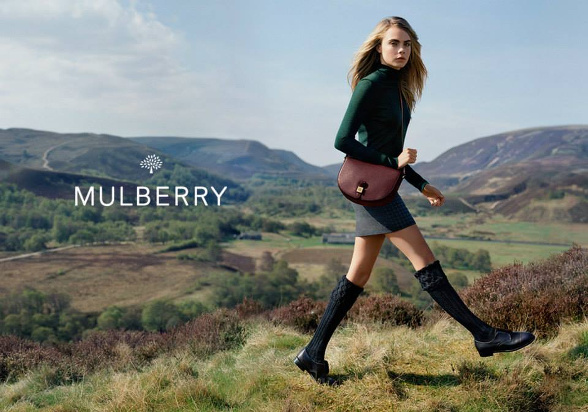 Campagne Mulberry - Automne/hiver 2014-2015 - Photo 6
