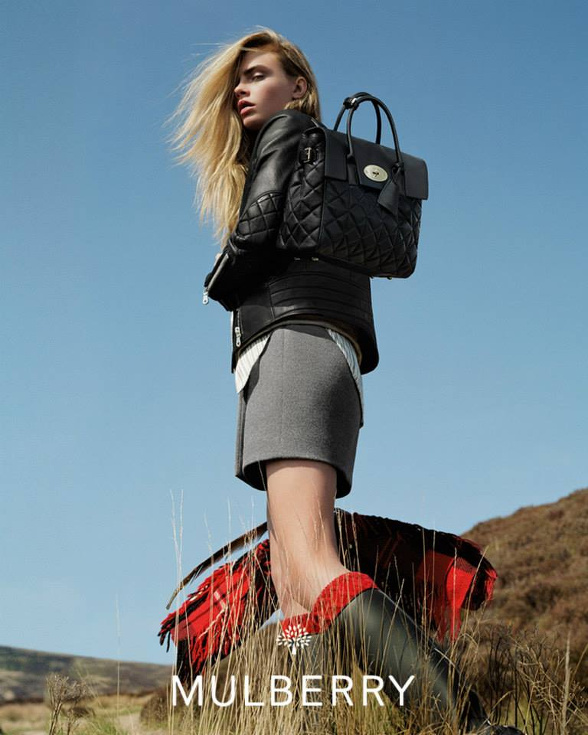 Campagne Mulberry - Automne/hiver 2014-2015 - Photo 7