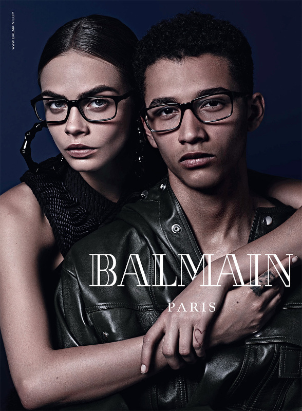 Campagne Balmain - Automne/hiver 2014-2015 - Photo 5
