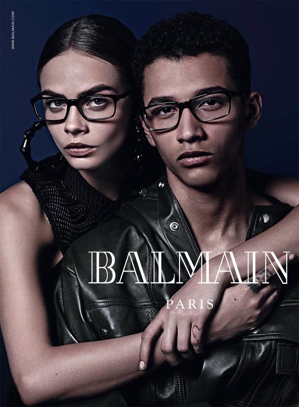 Campagne Balmain - Automne/hiver 2014-2015 - Photo 5