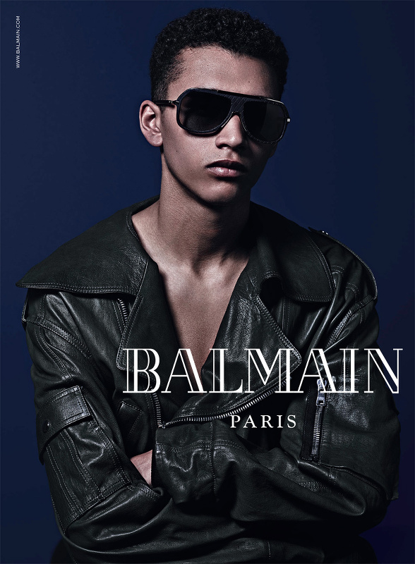 Campagne Balmain - Automne/hiver 2014-2015 - Photo 6