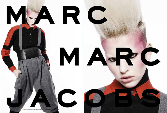 Campagne Marc by Marc Jacobs - Automne/hiver 2014-2015 - Photo 2