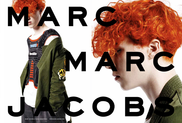 Campagne Marc by Marc Jacobs - Automne/hiver 2014-2015 - Photo 3