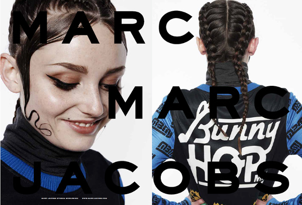 Campagne Marc by Marc Jacobs - Automne/hiver 2014-2015 - Photo 4