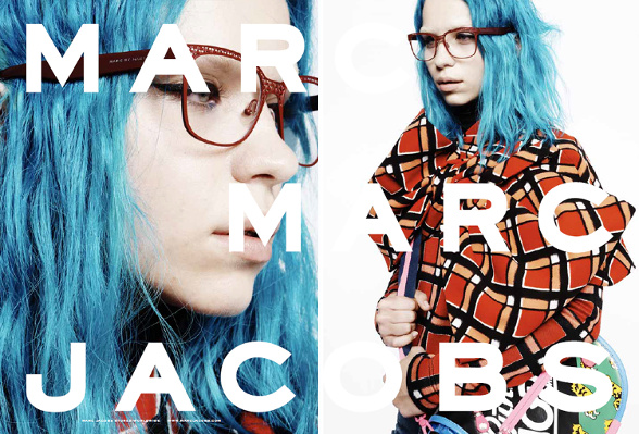 Campagne Marc by Marc Jacobs - Automne/hiver 2014-2015 - Photo 5
