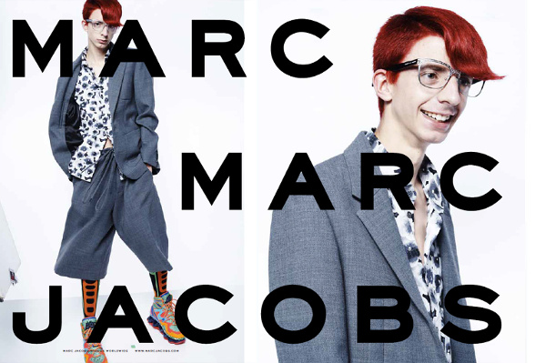 Campagne Marc by Marc Jacobs - Automne/hiver 2014-2015 - Photo 6