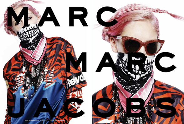 Campagne Marc by Marc Jacobs - Automne/hiver 2014-2015 - Photo 7