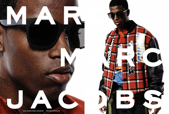 Campagne Marc by Marc Jacobs - Automne/hiver 2014-2015 - Photo 10