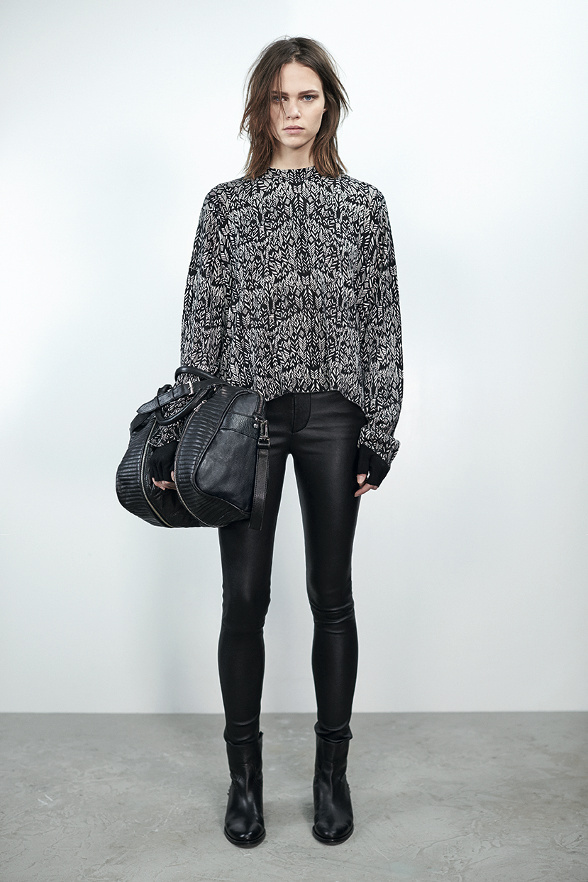 Collection Zadig & Voltaire - Automne/hiver 2014-2015 - Photo 1