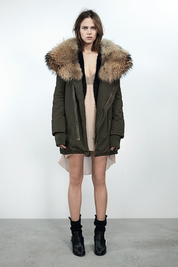 Collection Zadig & Voltaire - Automne/hiver 2014-2015 - Photo 5
