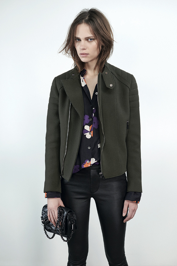 Collection Zadig & Voltaire - Automne/hiver 2014-2015 - Photo 8