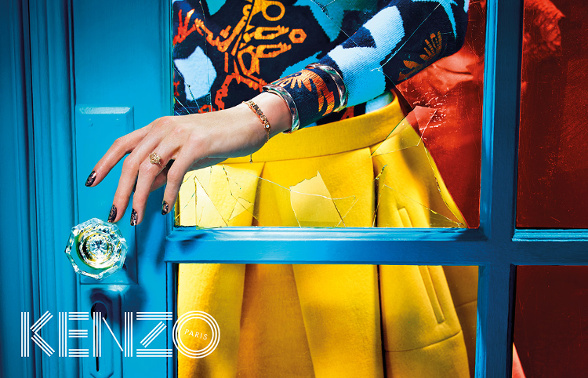 Campagne Kenzo - Automne/hiver 2014-2015 - Photo 5