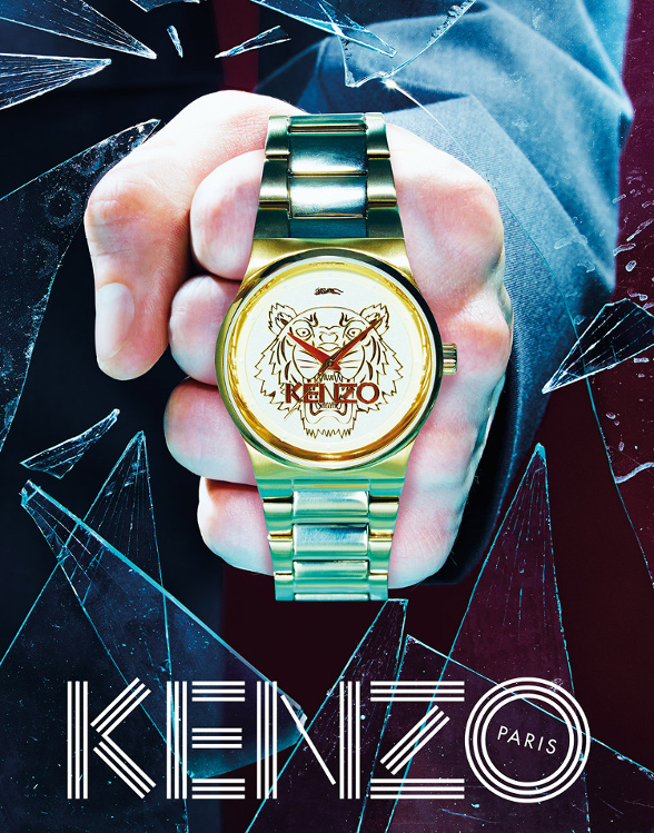 Campagne Kenzo - Automne/hiver 2014-2015 - Photo 6